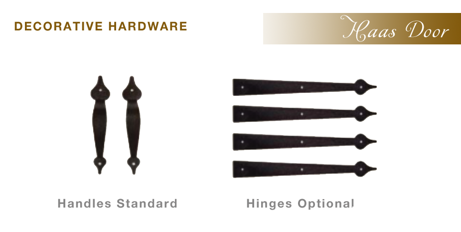 NC Garage Doors Hardware