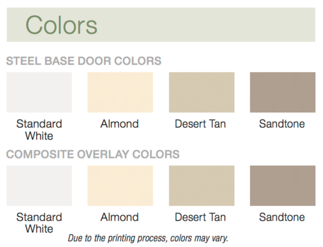 Color To Paint Garage Door